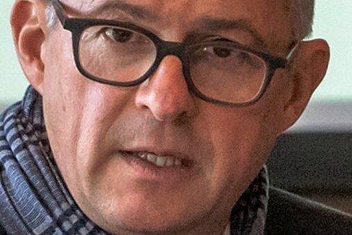 Andreas Weigel - Gewählter zweiter Stellvertreter des Landrates
