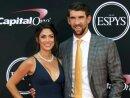 Zum zweiten Mal Eltern: Michael Phelps und seine Nicole
