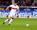 Mario Gomez erzielte zwei Tore für Stuttgart