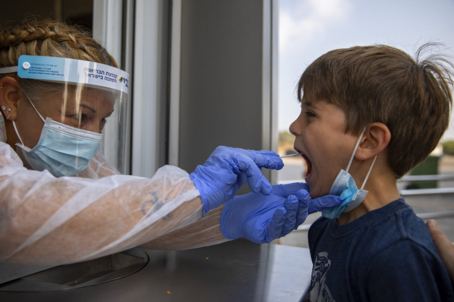 Newsblog Corona: RKI meldet teils sehr hohe Corona-Inzidenzen bei Kindern