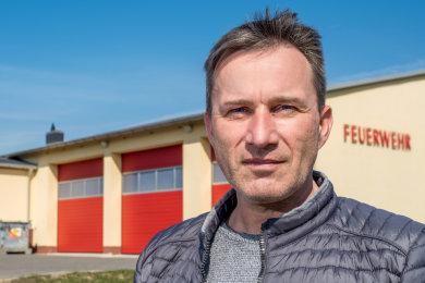 Seiffens Ortschef Martin Wittig (CDU) war einziger Kandidat bei der Bürgermeisterwahl am 6. September.