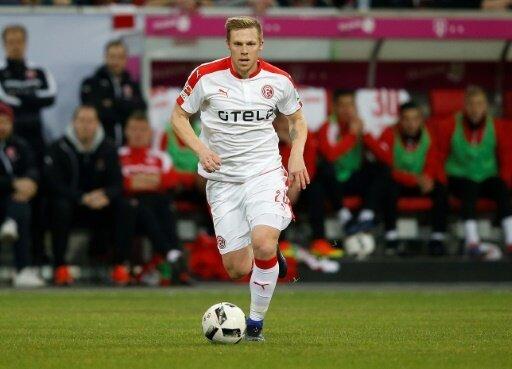 Erzielte das 1:0 für Düsseldorf: Rouwen Hennings