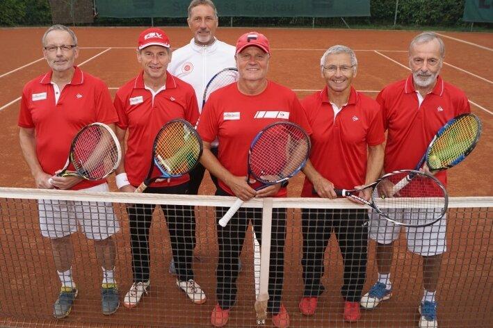 Tennis-Oldies überraschen