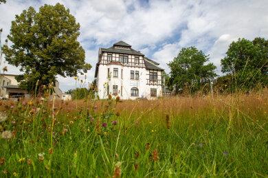 Das Gemeindeamt Pöhl in Jocketa.