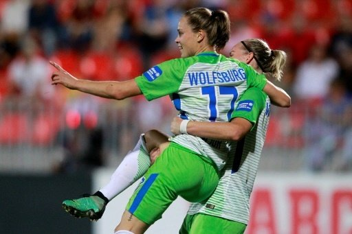 Wolfsburg zum vierten Mal im Champions-League-Finale