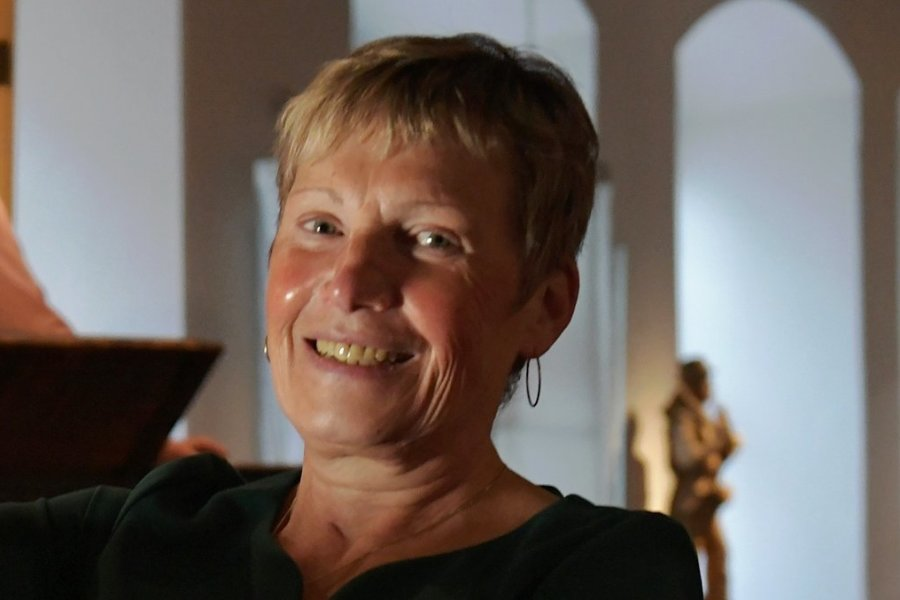 Andrea Riedel - Leiterin Stadt- und Bergbaumuseum Freiberg