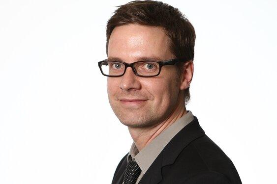 Sascha Aurich, Ressortleiter Newsdesk.
