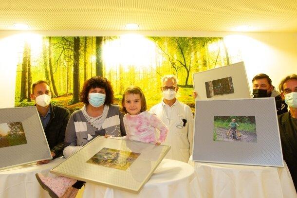 Fotoausstellung im Klinikum