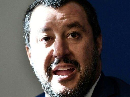 Matteo Salvini fordert Geld für Sicherheit von den Klubs