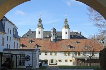 Das Deutsche Landwirtschaftsmuseum Schloss Blankenhain bietet im Oktober Sonderführungen an.