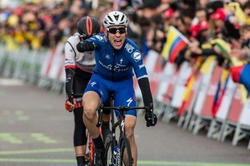 Fünfte Giro-Etappe: Maximilian Schachmann wird Vierter
