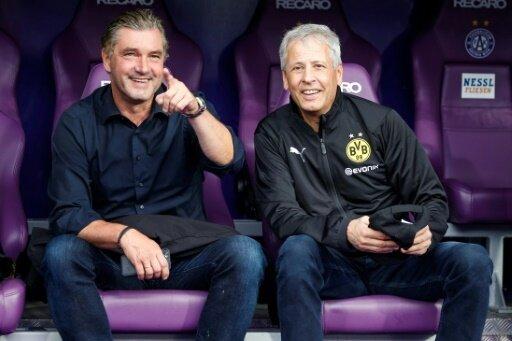Unter Favre verlor der BVB noch kein Bundesligaspiel