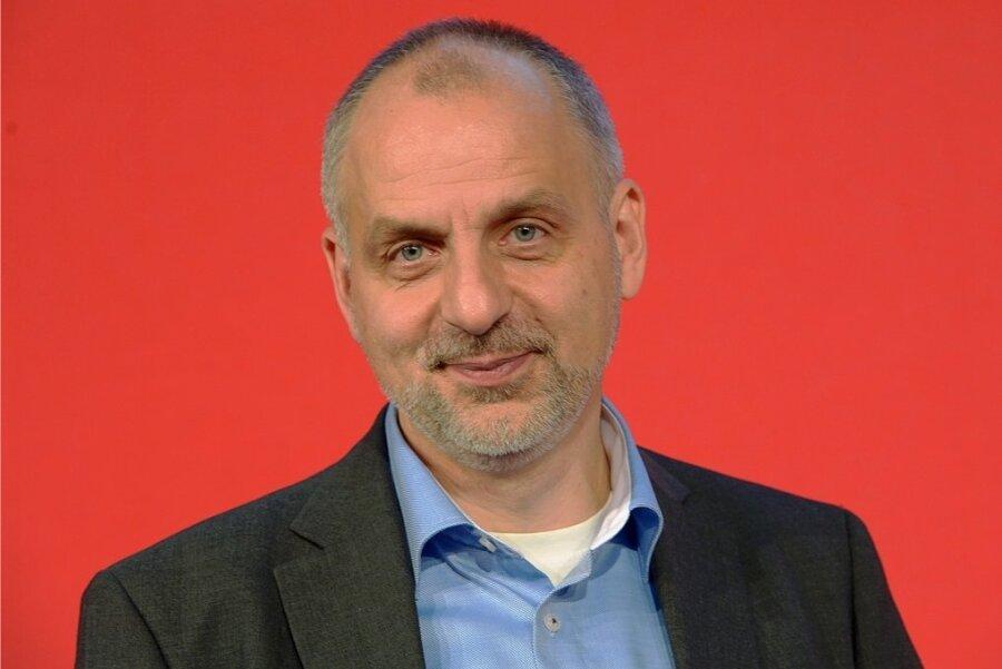 Rico Gebhardt - Linksfraktionschef