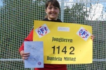 Daniela Mittag.