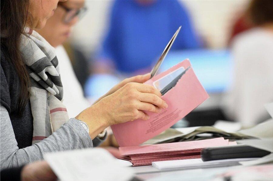 In Muldenberg und Poppengrün werden in diesem Jahr nach der Bundestagswahl am 26. September keine Wahlhelfer die Wahlscheine zählen.