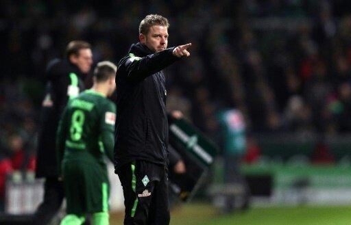Kohfeldt will mit seinem Team gegen Leipzig punkten