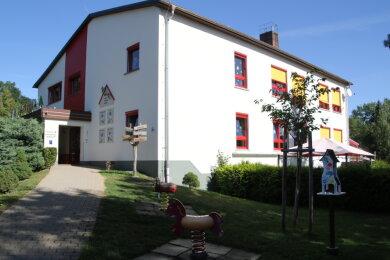 Die Kita Spatzennest in Augustusburg.