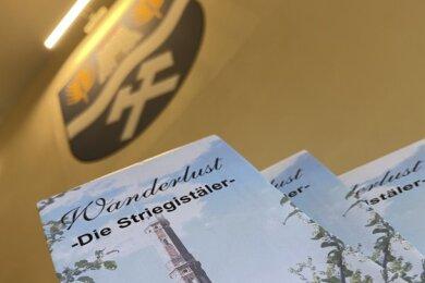 Der neue Striegistal-Wanderführer präsentiert die Gemeinde als Ort zum Wohnen und Leben.