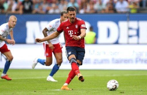 Testspiel gegen den HSV: Wagner gelingt ein Doppelpack