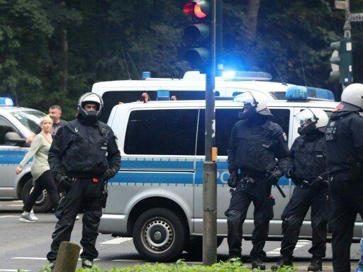 Union Berlin kritisiert Ermittlungsarbeit der Polizei