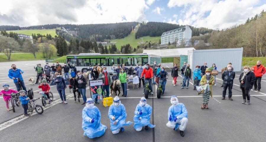 Sie haben monatelang für ihr Modellprojekt Covid-Exit Oberwiesenthal gekämpft. Mit einer Inzidenz unter 100 kann es losgehen.