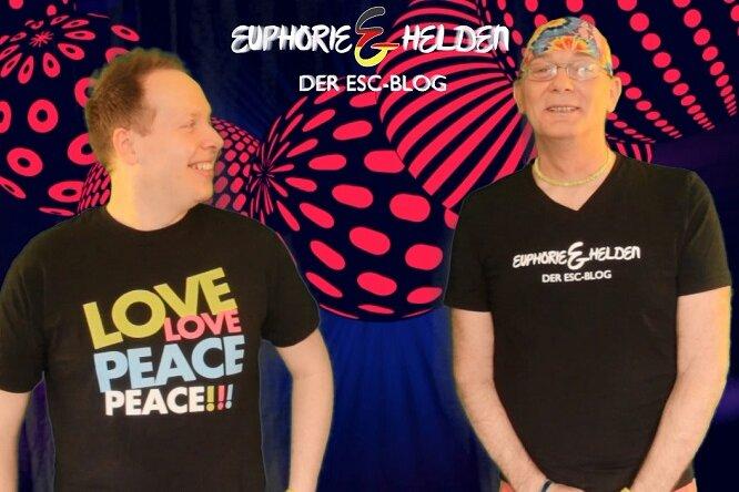 "Rückblick: ESC-Blog ""Euphorie und Helden"" 2017"