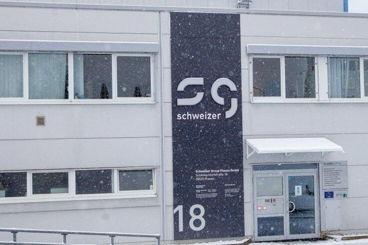 Wie geht es beim Automobilzulieferer Schweizer Group in Plauen weiter? Der geplante Verkauf ist noch nicht vollzogen.