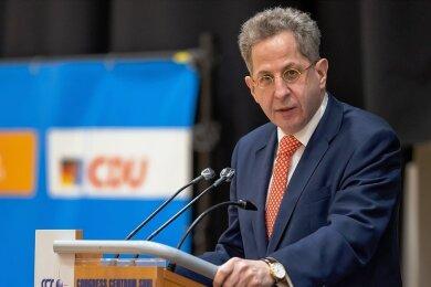 Hans-Georg Maaßen - Ex-Chef des Bundesverfassungsschutzes