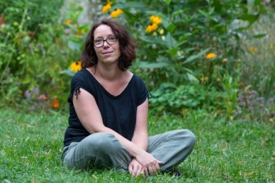Ines Hille ist seit kurzem als Hospizhelferin tätig. Ausgebildet wurde sie in Glauchau.