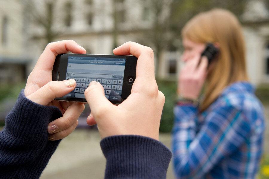 Handys im Unterricht umstritten