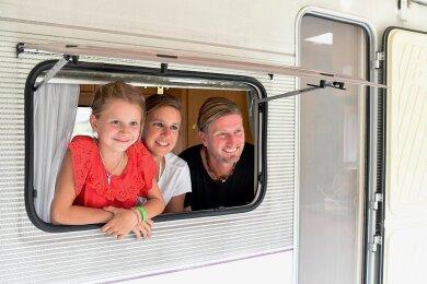 Das Spießer-Image ist weg: Urlaub im Wohnmobil oder Caravan ist in den vergangenen Jahren immer populärer geworden.