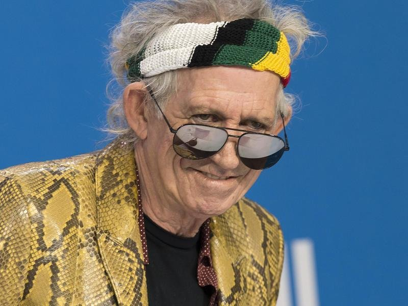 Er hat es allen gezeigt: Keith Richards wird 75.