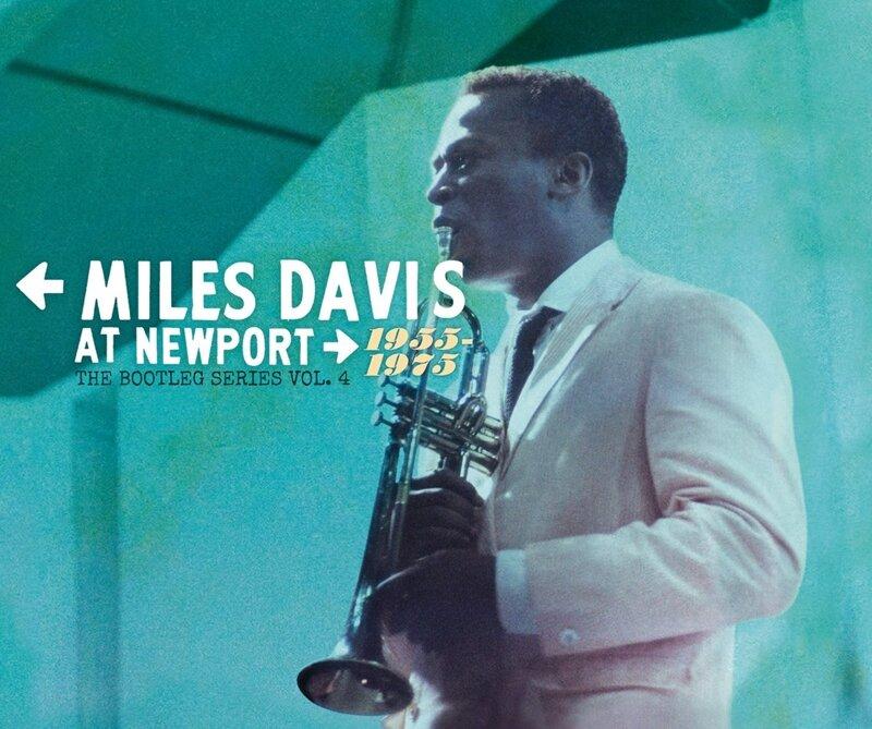 """Miles Davis At Newport 1955-1975"""