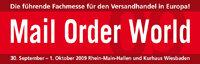 Auf der Mail Order World in Wiesbaden zeigen Aussteller Lösungen für den Versand- und Online-Handel