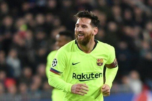 Lionel Messi traf zum 106. Mal in der Königsklasse