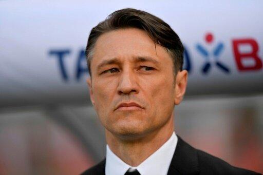Trainer Kovac trainiert mit den Bayern in Rottach-Egern