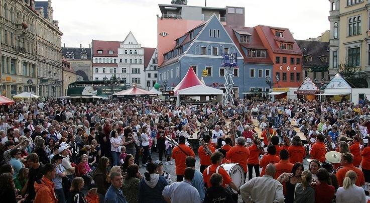 80.000 Besucher kamen 2007 zum Stadtfest. Die Veranstalter hoffen in diesem Jahr auf eine ähnliche Resonanz.