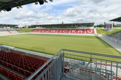 Das Heimspiel des FSV Zwickau gegen Türkgücü München ist abgesagt worden.