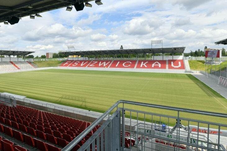 GGZ-Arena: Parkplätze ja, aber nicht alle am Stadion