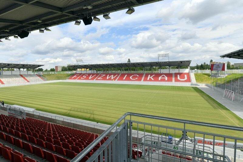 FSV-Stadion: GGZ wird offenbar Namenssponsor