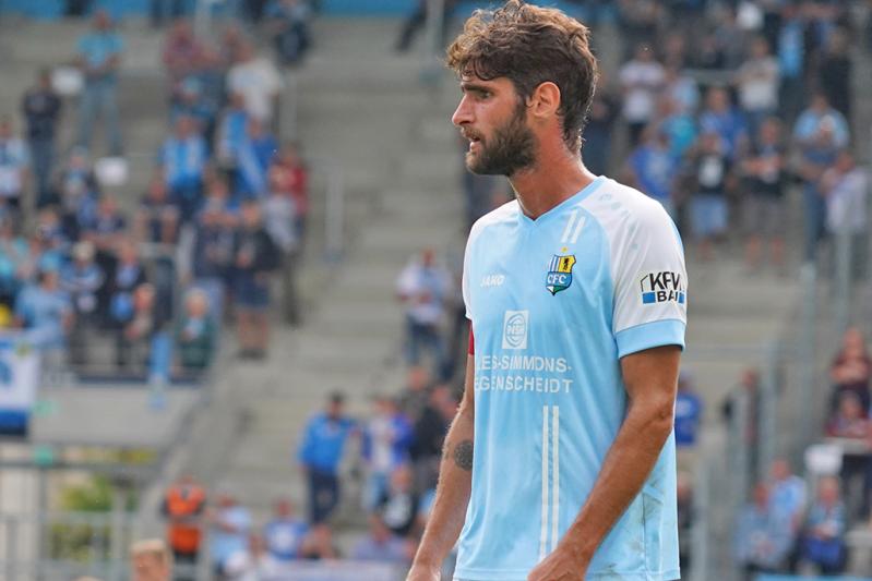 CFC-Kapitän Niklas Hoheneder beendet seine aktive Karriere.