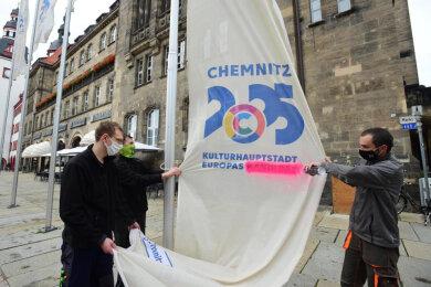 Die Kulturminister der Länder haben die Entscheidung für Chemnitz als Europäische Kulturhauptstadt zunächst nicht bestätigt.