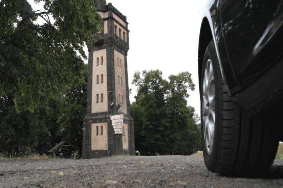 Die Sanierung des König-Friedrich-August-Turmes in Geringswalde ist für dieses Jahr vorgesehen.