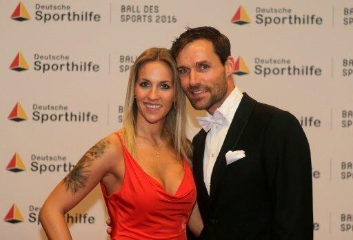 Sven Hannawald und Ehefrau Melissa erwarten ein Kind