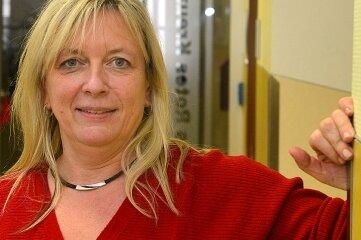 Annette Wüchner, Hortleiterin.