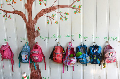 Die kommunalen Kindergärten der Stadt Plauen haben am Montag, 16.März,regulär geöffnet.