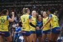 Der SSC Schwerin steht im Halbfinale des DVV-Pokals