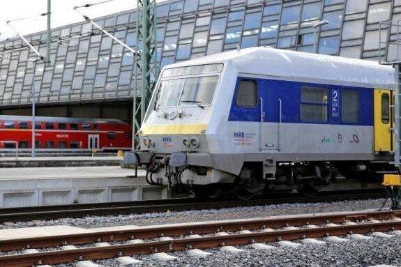 Bahnstrecke Chemnitz-Leipzig kann jetzt zweigleisig geplant werden