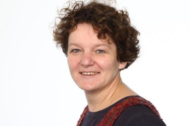 Reporterin Eva Prase