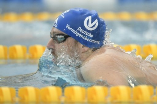 Koch steht im Finale der deutschen Schwimm-Meisterschaft